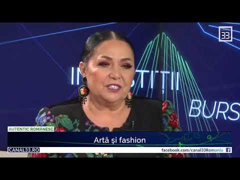 Artă și fashion - cu Liza Panait și Viorel Panait