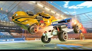 Rocket League Hot Wheels Edition Gameplay (PC)