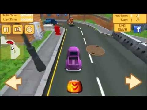 Cartoon Race 3D Car Driver - Official Trailer