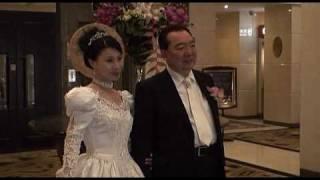 日本と中国の国際結婚式~上海にて~Part1