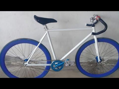 รีวิวจักรยานฟิกเกียร์ สวยๆราคาถูก