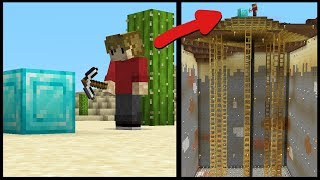 Minecraft: 6 Fun Trap Ideas!
