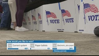 Houston County prepares for new voting system