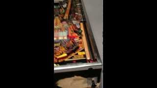 Fire! Pinball Converted Into Luxury Coffee Table