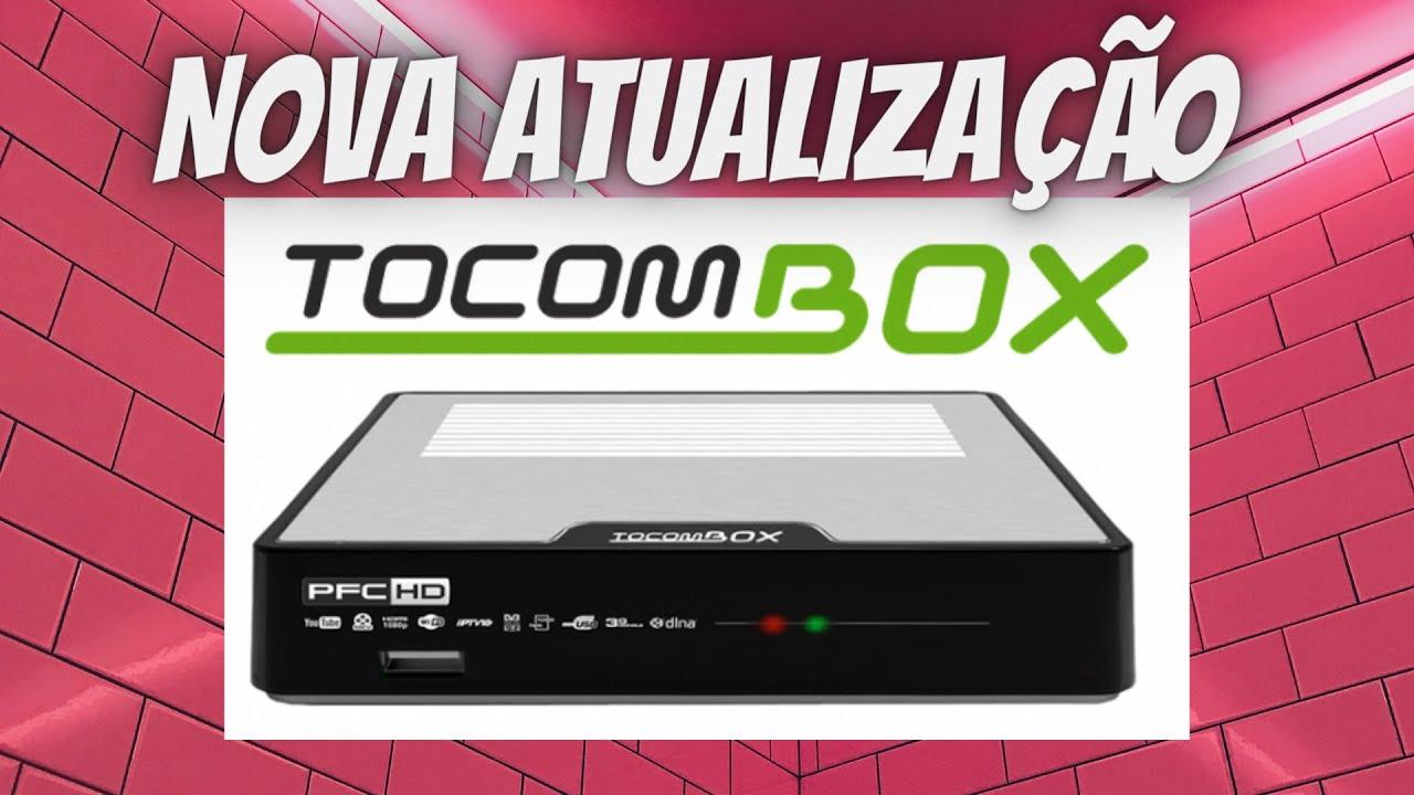 Exclusivo Novo 04 2020 Como Atualizar O Tocombox Pfc Hd Youtube