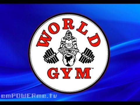 World Gym Managing Director Guy Cammilleri on Ric Drasin Live