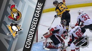 04/06/18 Condensed Game: Senators @ Penguins
