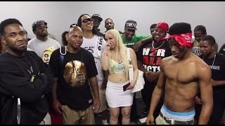Billy Boondocks dressed as Daylyt vs MC Kwest | Los Angeles vs Las Vegas AHAT Convention