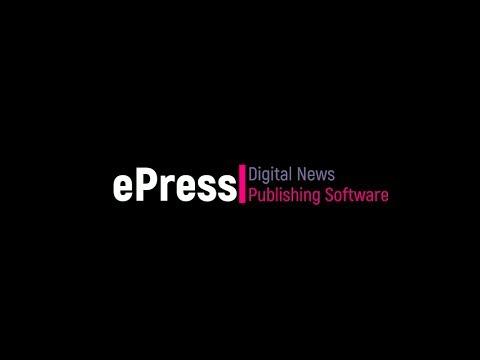 ePress - Digital News Publishing Software - ePaper software