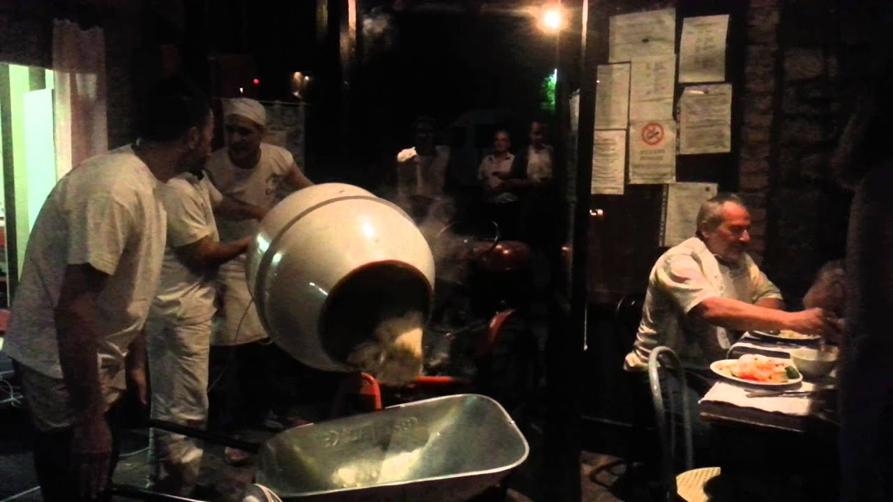 il ristorante pi pazzo del mondo CIABOT  YouTube