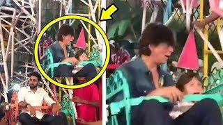 Shah Rukh Khan birthday with fans