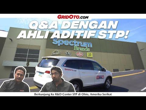 Berkunjung Ke R&D Center STP Di Ohio, Amerika Serikat | Videotorial | GridOto