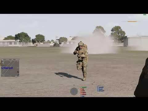 [ArmA 3] Cat Tactical - White Smoke, No More Friendly