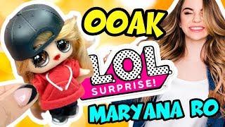 МАРЬЯНА РО - Кастом куклы ЛОЛ сюрприз в Шаре | MARYANA RO Custom LOL Surprise Dolls