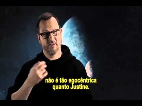 VIDEO - LEGENDADO | Entrevista com o diretor LARS VON TRIER sobre MELANCOLIA