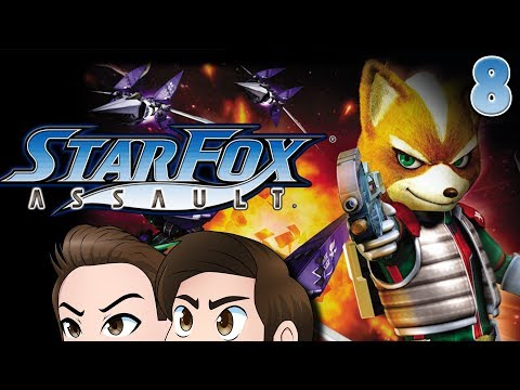 Star Fox Assault: Welcome to EB Games - EPISODE 8 - Friends Without Benefits