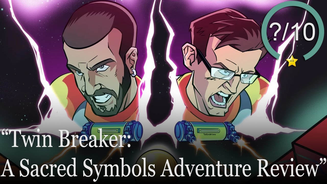 Twin Breaker: A Sacred Symbols Adventure Review [PS4 & PS Vita] (Video Game Video Review)
