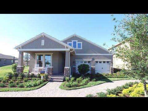 Winter Garden New Homes -Waterleigh by D R Horton Homes - Bellmore Model