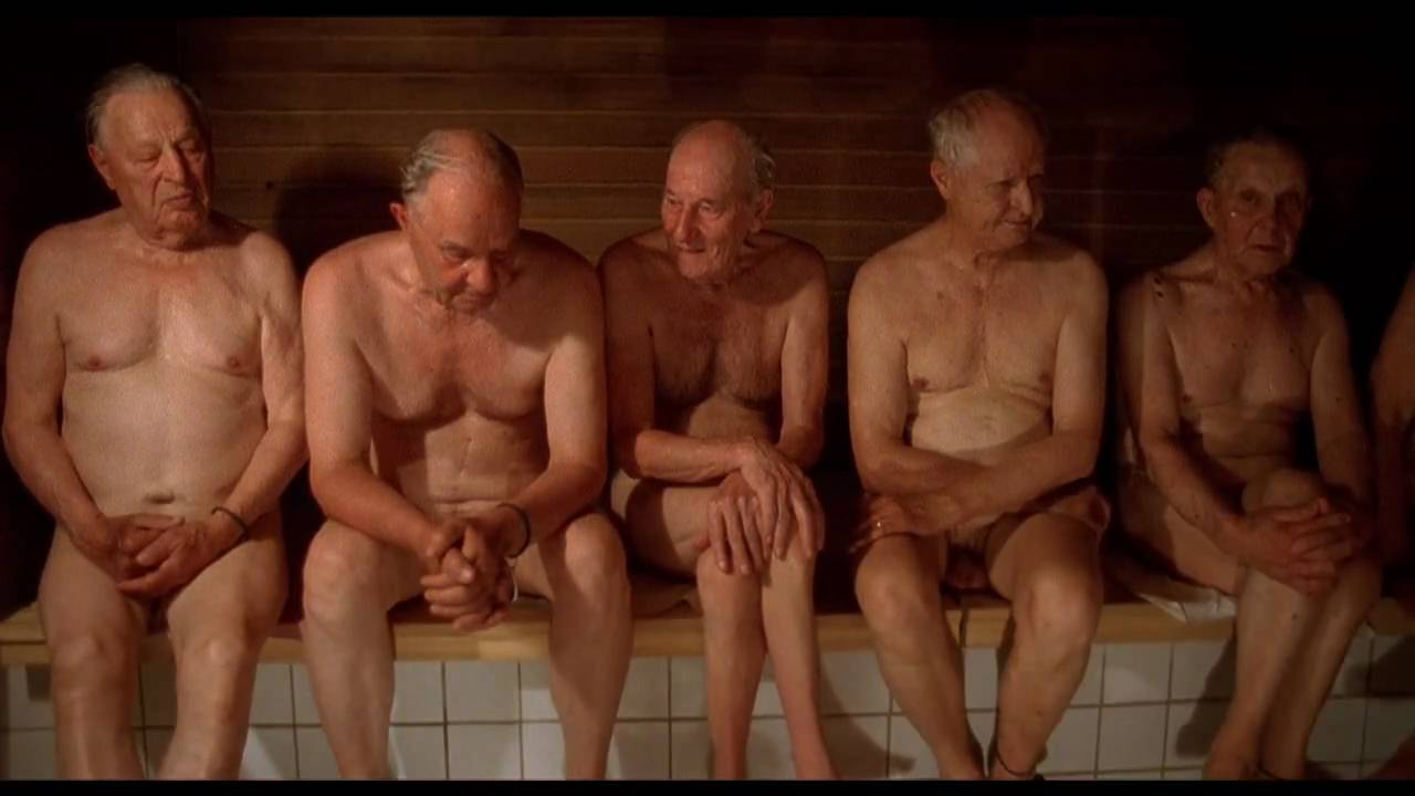 В дед бане гей