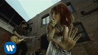 Repeat youtube video Paramore: Emergency [OFFICIAL VIDEO]