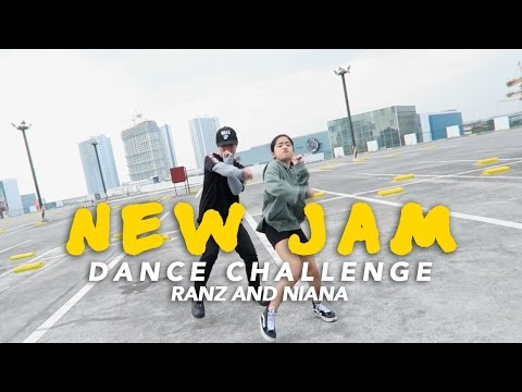 New Jam Dance Challenge (Official Dance Video) | Ranz and Niana Mp3