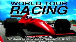 World Tour Racing Review for the Atari Jaguar CD by Second Opinion Games