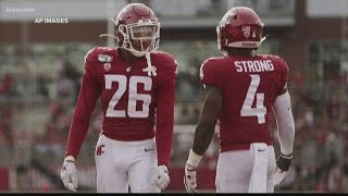 Gambar cover Washington State University safety Bryce Beekman has died