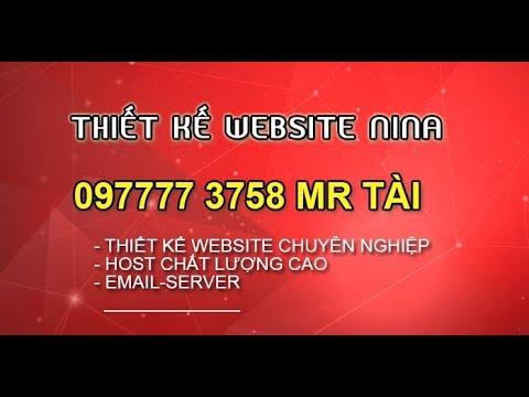 Khởi Nghiệp Bán Hàng Online Website 4.0 – Thiết Kế Website Nina