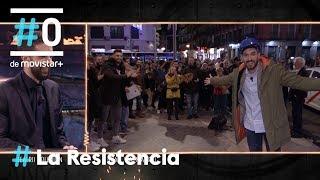 LA RESISTENCIA - La inauguración de la chiqui obra | #LaResistencia 26.11.2018