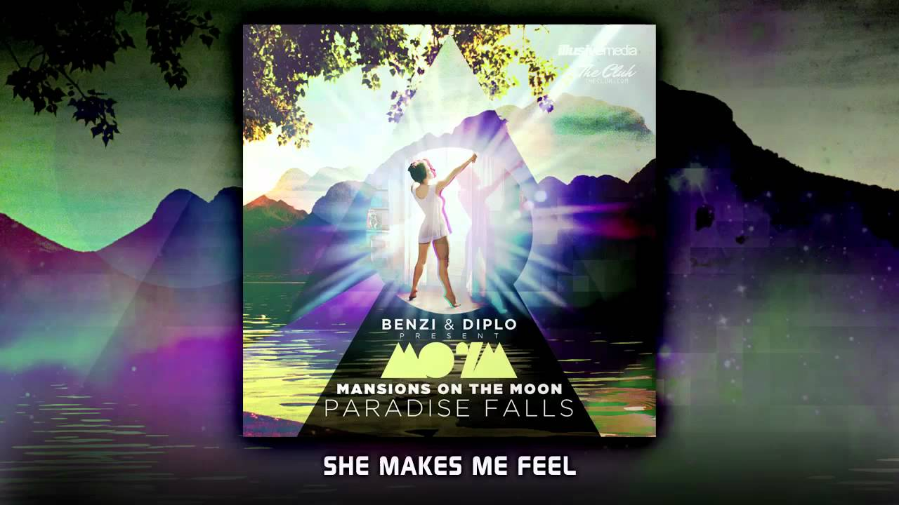Mansions on the Moon - She Makes Me Feel (Audio) - YouTube