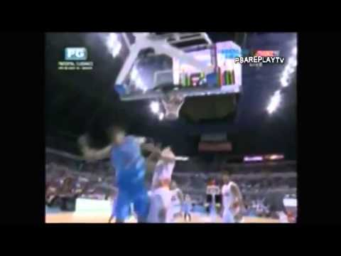 "Marc Pingris ""Pinoy Sakuragi"" HIGHLIGHTS"