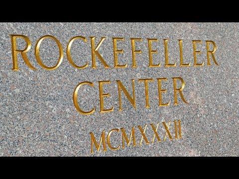 New York - Rockefeller Center Tour
