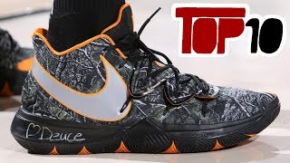 Top 10 Best NBA Shoes On Court From This Week
