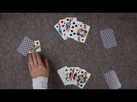 Schnapsen (Kartenspiel Für Zwei Personen, Anleitung)