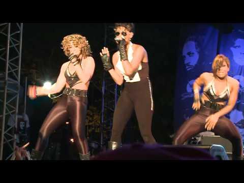 Goldfinger - Keri Hilson *EXCLUSIVE LIVE* performance at Reggae Sumfest 2009