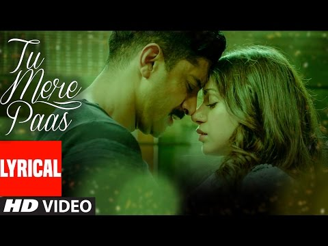'Tu Mere Paas' LYRICAL Video Song | Wazir Movie Songs | Farhan Akhtar, Aditi Rao Hydari | T-Series