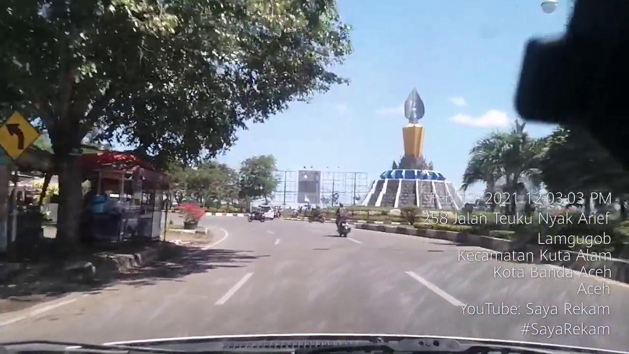 Saya Rekam Suasana Jumat Kota Gemilang Banda Aceh Youtube