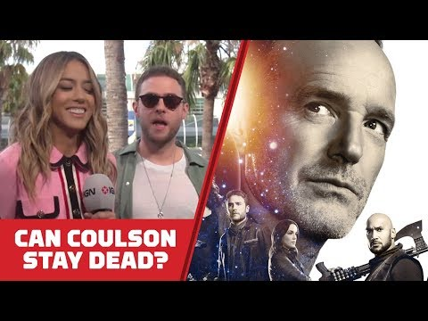Can Coulson Stay Dead on Marvel's Agents of SHIELD? - Comic Con 2018