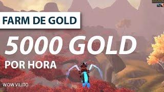 Farm de Gold wow - 5k por hora salões Guo Lai