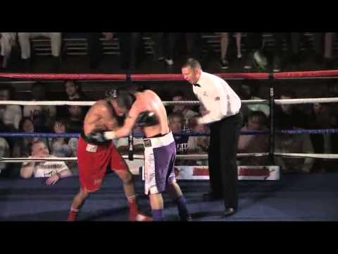 Punch Picker Patterson picks off Gill for Southern Area strap