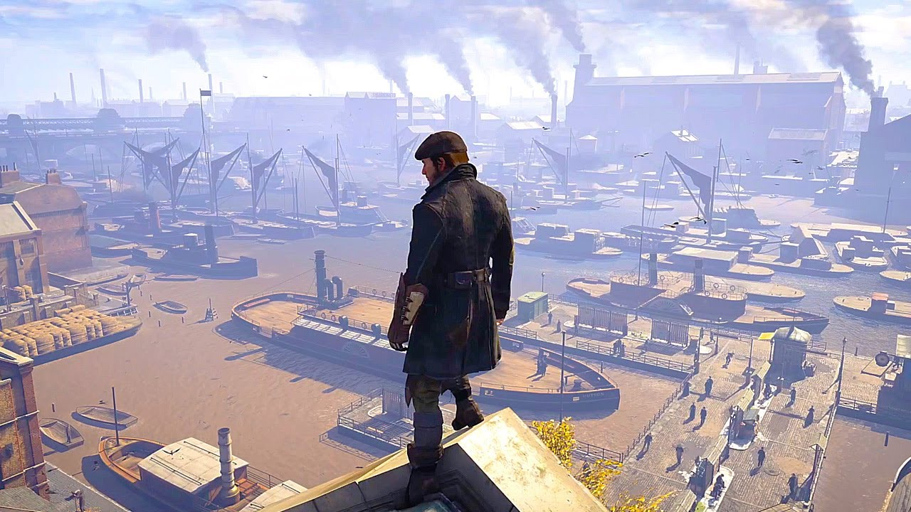 10 MOST LIVED-IN Open World Games
