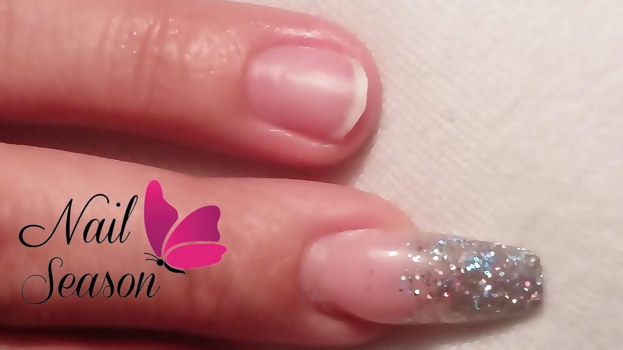 Retirar uñas acrílicas paso a paso para principiantes - YouTube