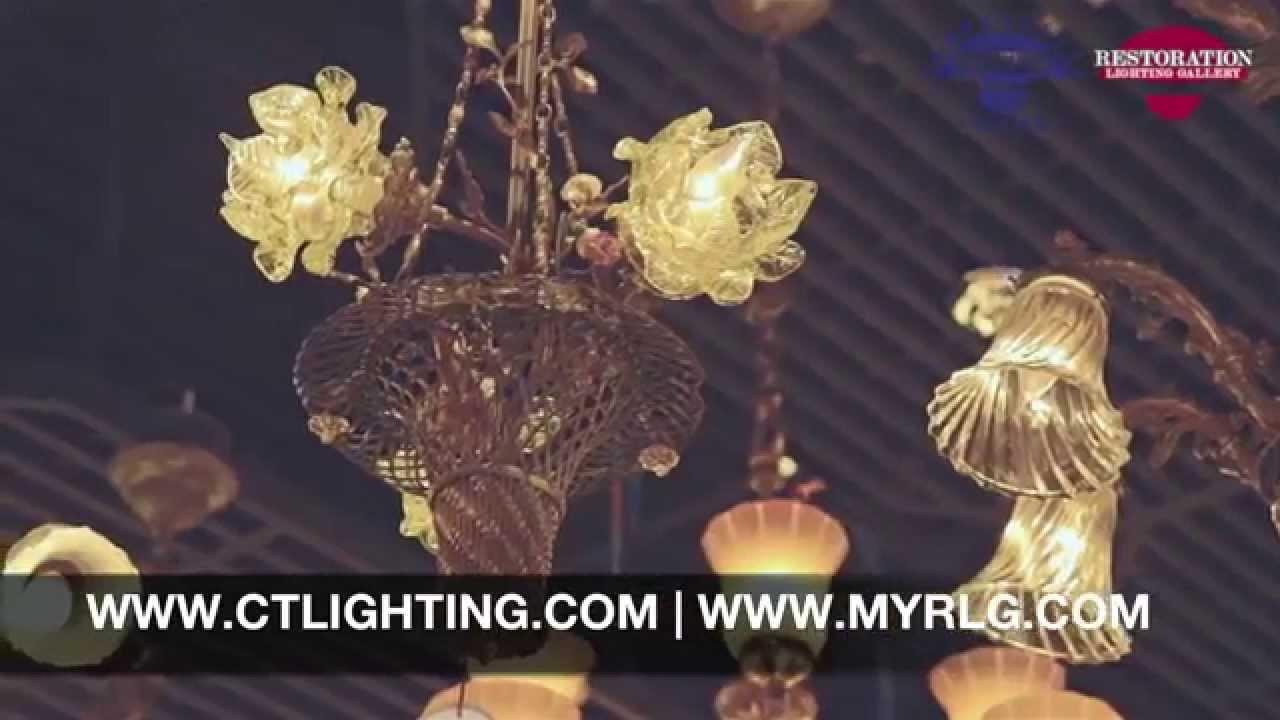 Connecticut Lighting Centers Restoration Gallery