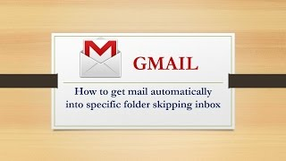 In this video I will show you, How to get mail automatically into s...