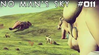 NO MAN'S SKY | Animalisch | #011 | ★ LIVE LET'S PLAY ★ [Deutsch / German]
