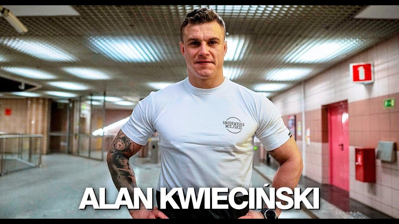 Alan Kwieciński x Środowisko Miejskie / Lookbook Video SS'20