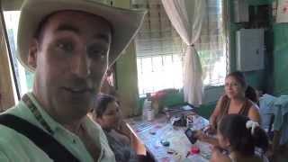 Garifuna Culture - Livingston, Guatemala