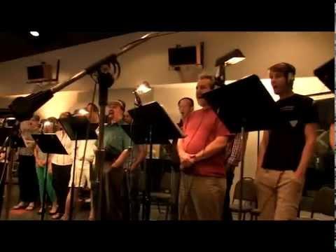 Peggle Blast Orchestral Recording