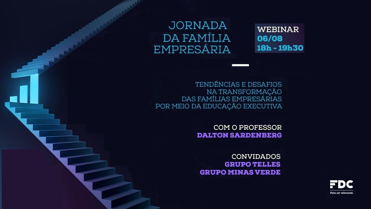 Jornada da Família Empresária