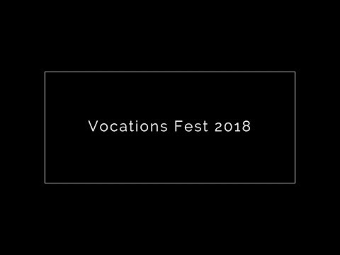 Vocations Fest 2018